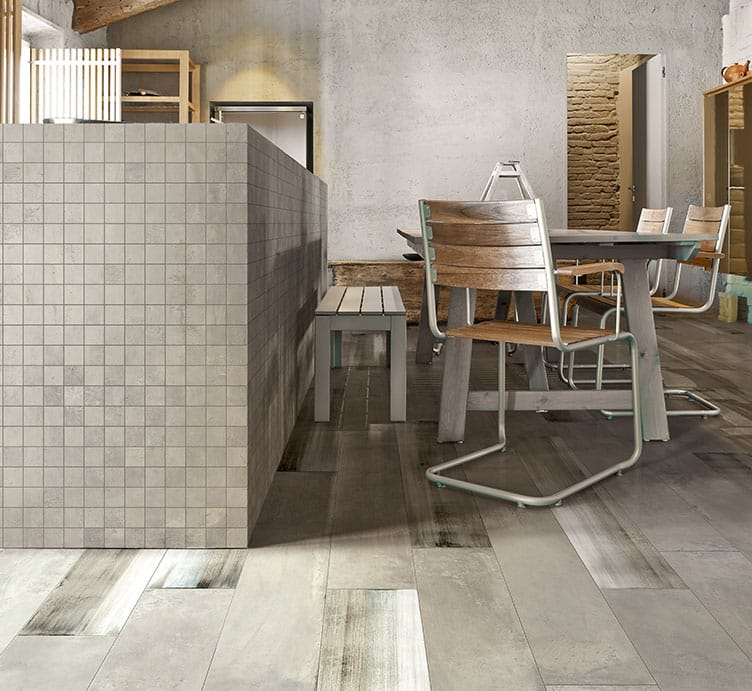 Porcelain tiles for sale in USA, manufacturing facility in North America