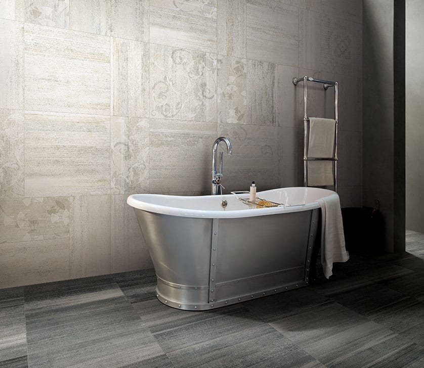 Bathroom Porcelain Tiles Milestone