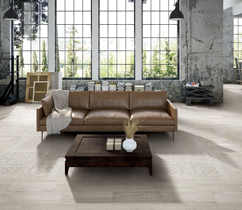 Living Room Ceramic Tiles Milestone